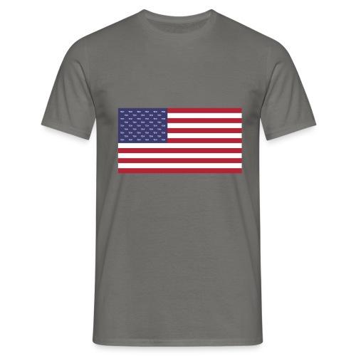 TEN x USA - Männer T-Shirt