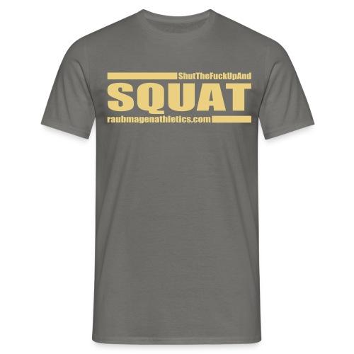 stfusquat - Männer T-Shirt