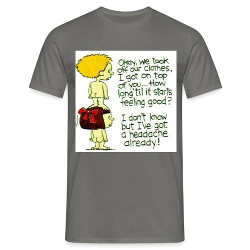 barn - T-shirt herr