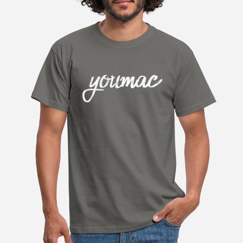 youmac by silicon apparel - Männer T-Shirt