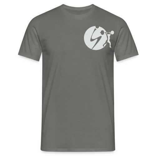 Seminoff Weightlifter - T-shirt herr