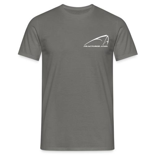 spreadshirt logo text - Men's T-Shirt