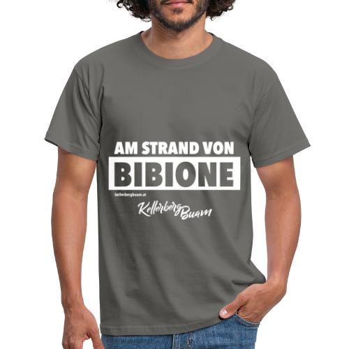 Bibione - Männer T-Shirt