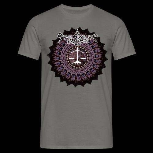 Schwermutstropfen - Nur ein Sandkorn - Männer T-Shirt