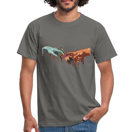 MD Weed X Money - Camiseta hombre