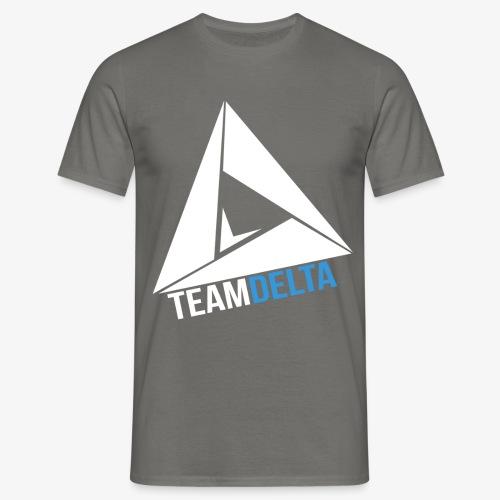 OK TeamDelta Texte GAMME LAN - T-shirt Homme