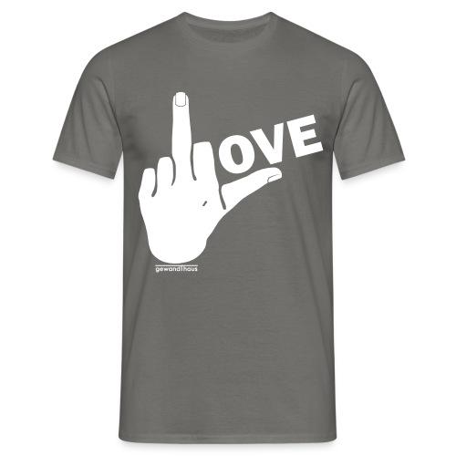 Fuck LOVE - Männer T-Shirt