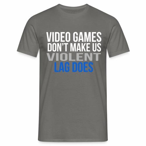 Video games - Miesten t-paita