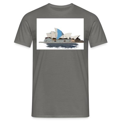 Sydney Harbour - Männer T-Shirt
