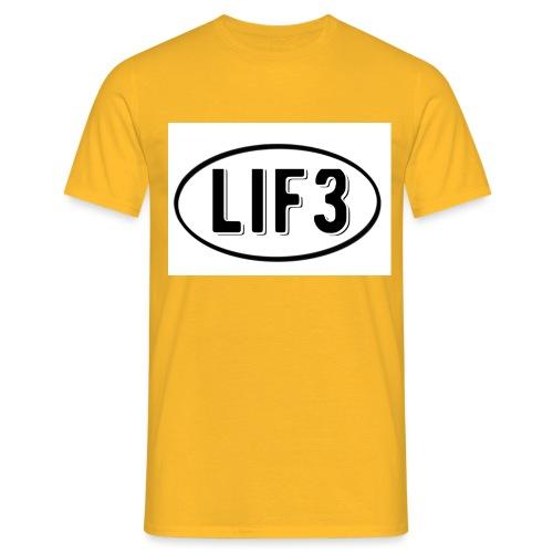 Lif3 gear - Men's T-Shirt