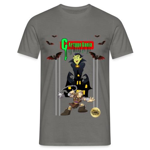 CartoonVania - Men's T-Shirt