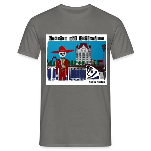 witte_huis - Mannen T-shirt