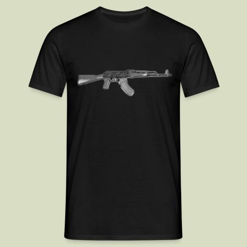 AK - Miesten t-paita