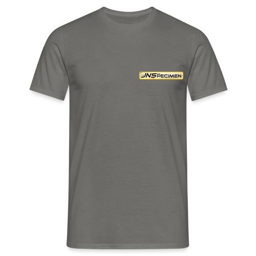 JNSpecimen logo cdv 1 png - T-shirt Homme
