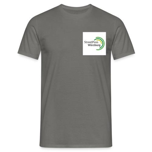 Streetpass Würzburg - Männer T-Shirt