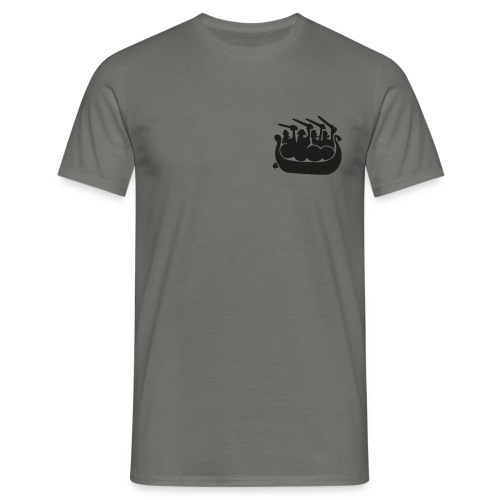 291-logo - T-shirt herr