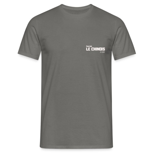 T Patricklechinois - T-shirt Homme