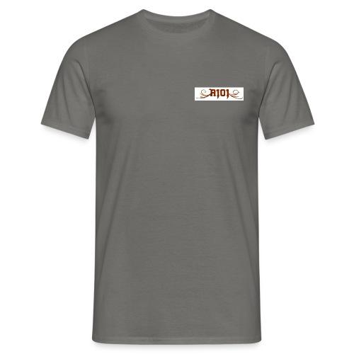 adrenaline101 a101 logofinal - Men's T-Shirt