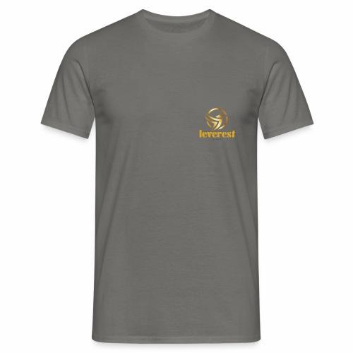 Leverest-Mode - Männer T-Shirt