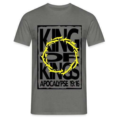 KoKAppBlack - T-shirt Homme
