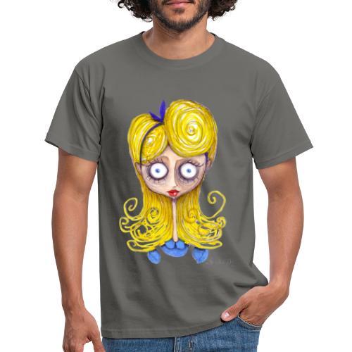 Alice Nel Paese Delle Meraviglie - Maglietta da uomo