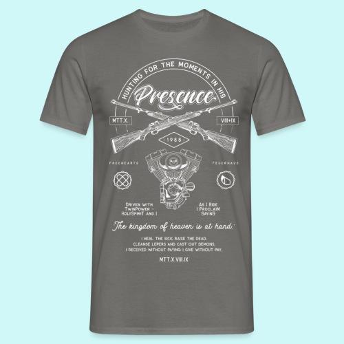 Eugene Custom - Männer T-Shirt