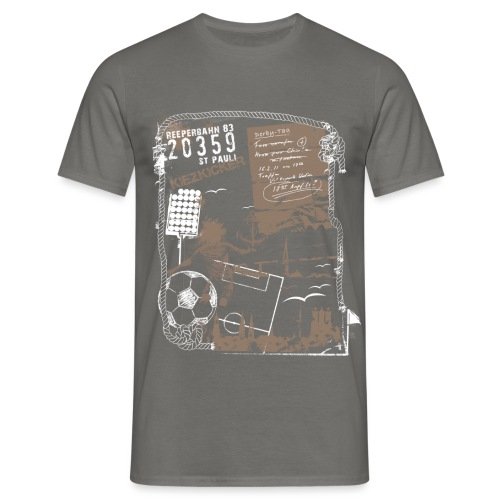 Spieltag - Männer T-Shirt