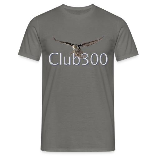 Sperbereule 01 - Männer T-Shirt