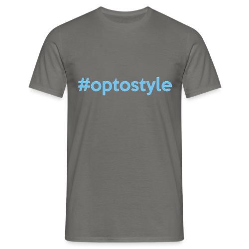 optostyle 2 - Maglietta da uomo