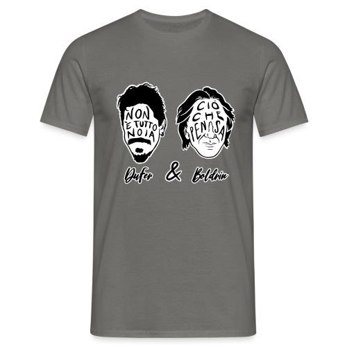 DuFer & Boldrin - Maglietta da uomo