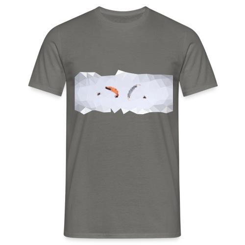Synchro Polygone v2 - T-shirt Homme
