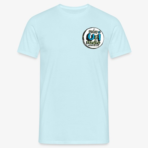 U & I Logo - Men's T-Shirt