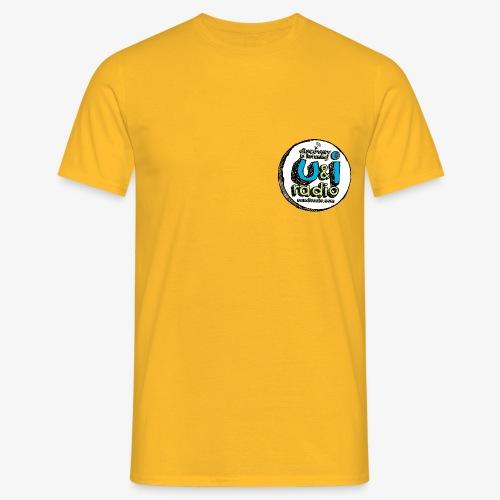 U & I Logo - Men's T-Shirt