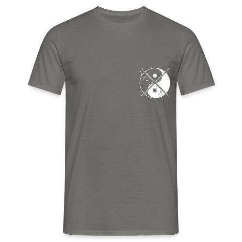 NoSize | Katanka Weiss - Männer T-Shirt