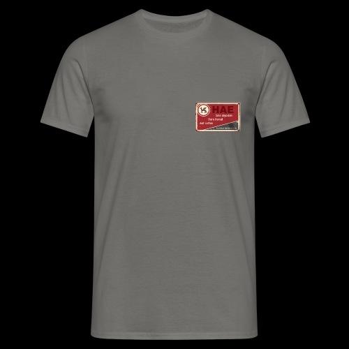 tshirt - Camiseta hombre