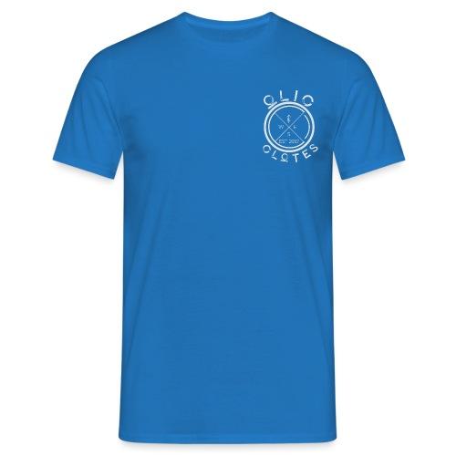 Compass by OliC Clothess (Light) - Herre-T-shirt