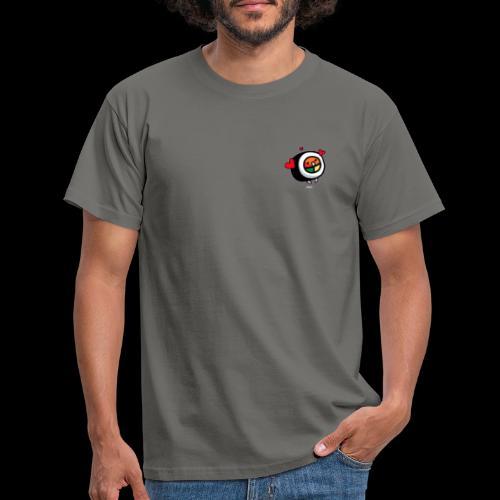 kleine Rolle - Männer T-Shirt