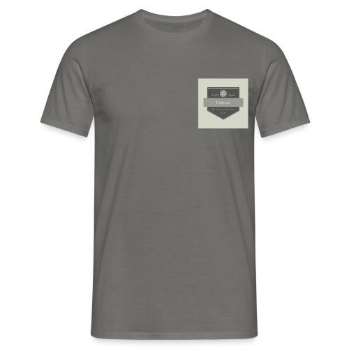 logo bussines - Mannen T-shirt