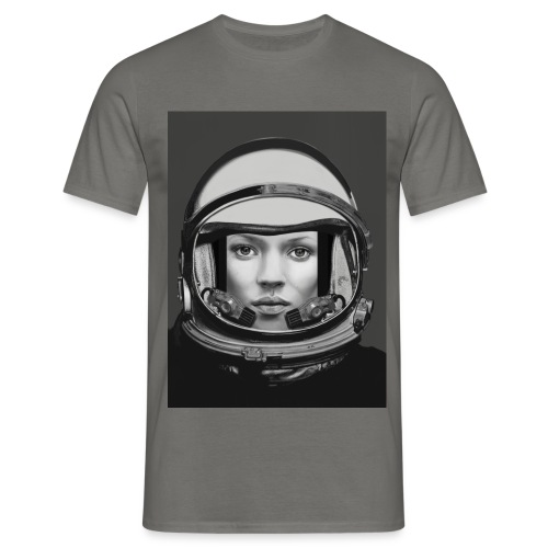 SPACE KATE - T-shirt Homme