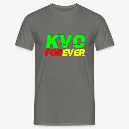 KVO4EVER - Mannen T-shirt
