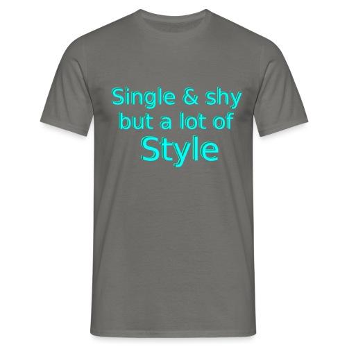 Single Shirt - Männer T-Shirt