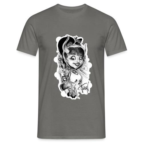 DvniToon - Männer T-Shirt