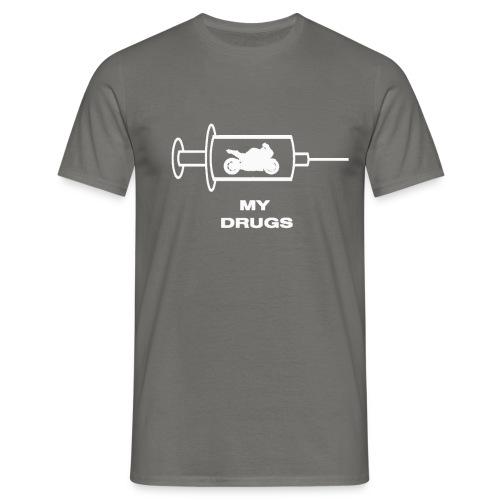 my-drug-vfr - Mannen T-shirt