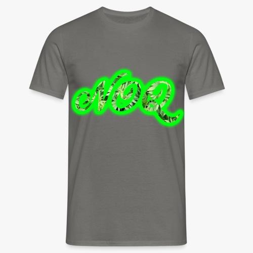NOQ-WEED - Mannen T-shirt
