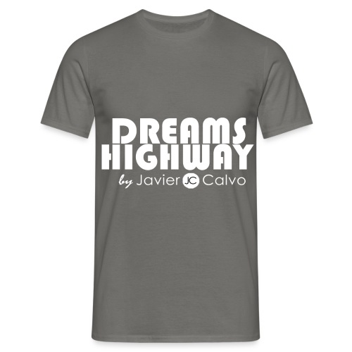 logo dreams camiseta png - Camiseta hombre