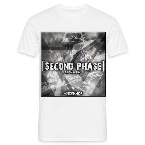 sprd second phse jpg - Mannen T-shirt