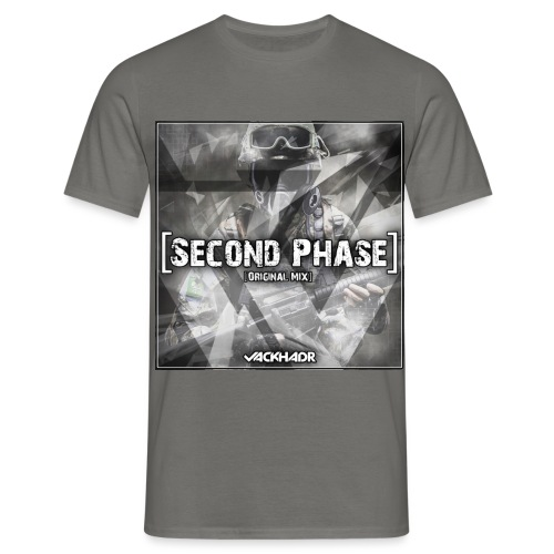 sprd second phse jpg - Mannen T-shirt