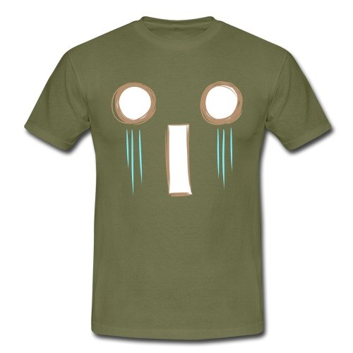 Kawaii_WhattheF_EnChantal - Men's T-Shirt