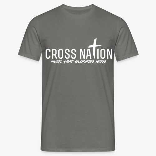 Cross Nation 2017 Logo - Herre-T-shirt