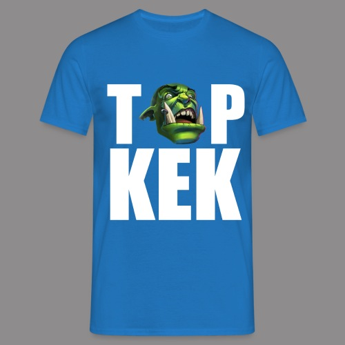 Top Kek bila - Men's T-Shirt